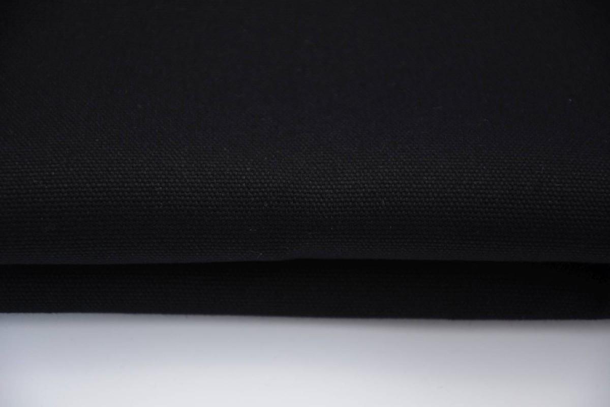 Zasłona Jednobarwna czarna