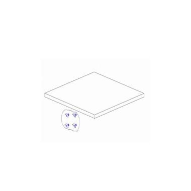 Pinio Marsylia MDF - dodatkowa półka do szafy