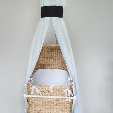 Auto - baldachim do łóżeczka niemowlęcego