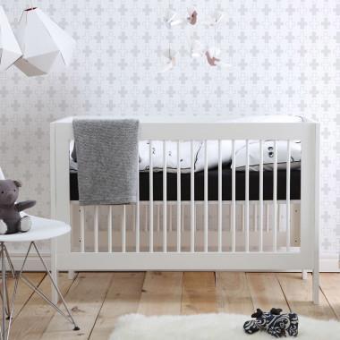 Pinio Basic - łóżeczko 120x60 cm