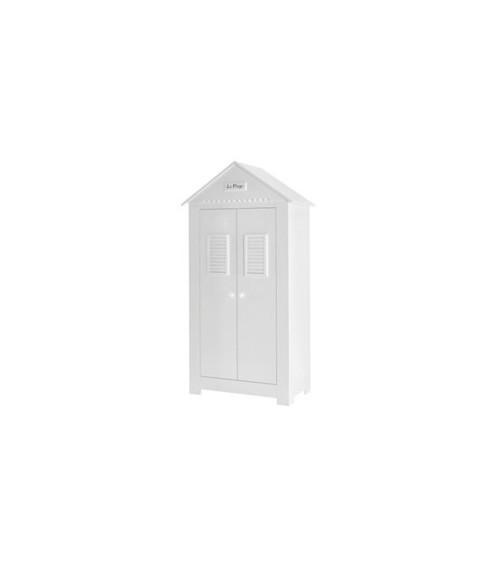 Pinio Marsylia MDF - szafa 2-drzwiowa wysoka