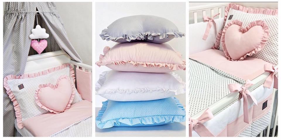 Inaspirujące aranżacje łóżeczka od Dolly