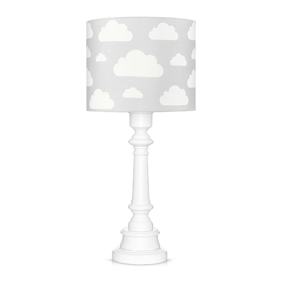 Lampa stojąca Chmurki Grey