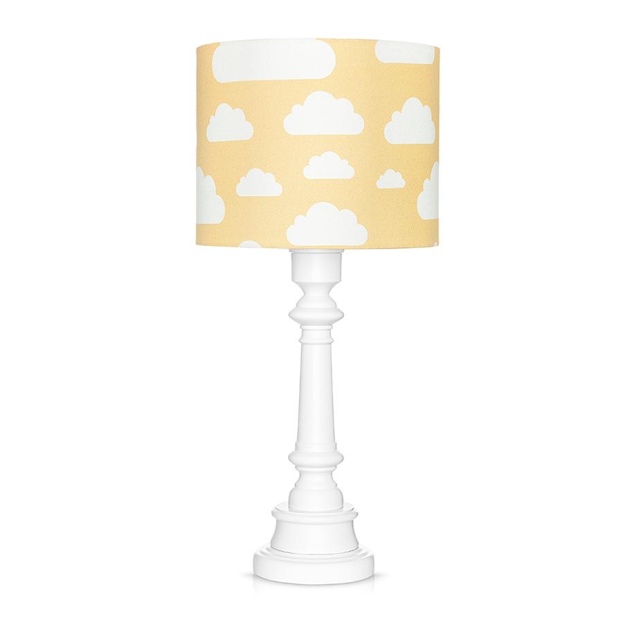 Lampa stojąca Chmurki Mustard