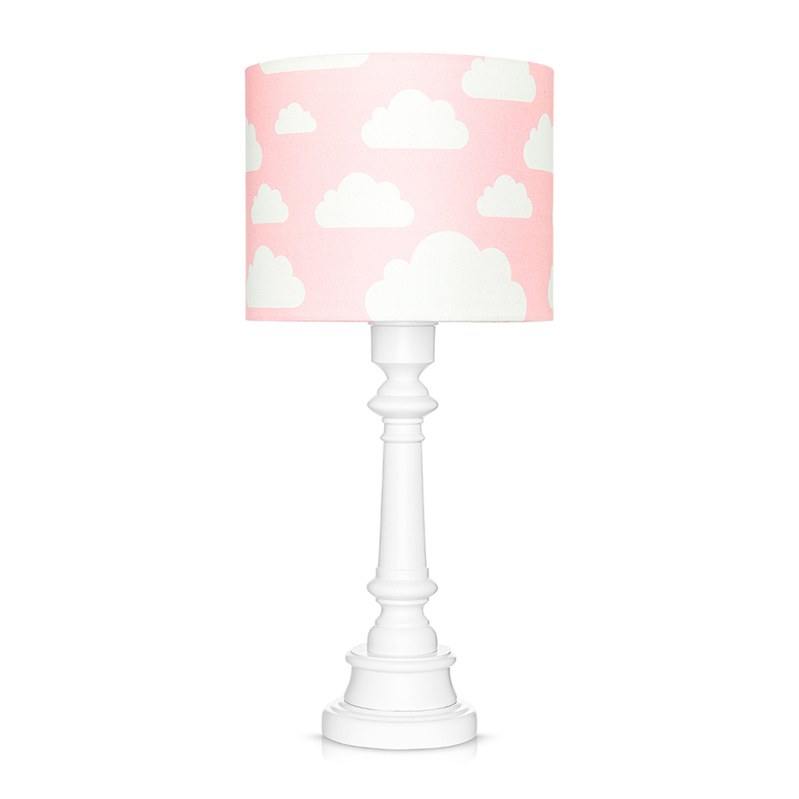 Lampa stojąca Chmurki Pink