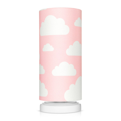 Lampka nocna Chmurki Pink