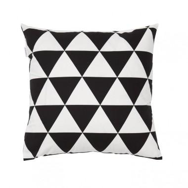 Poszewka na poduszkę duże trójkąty