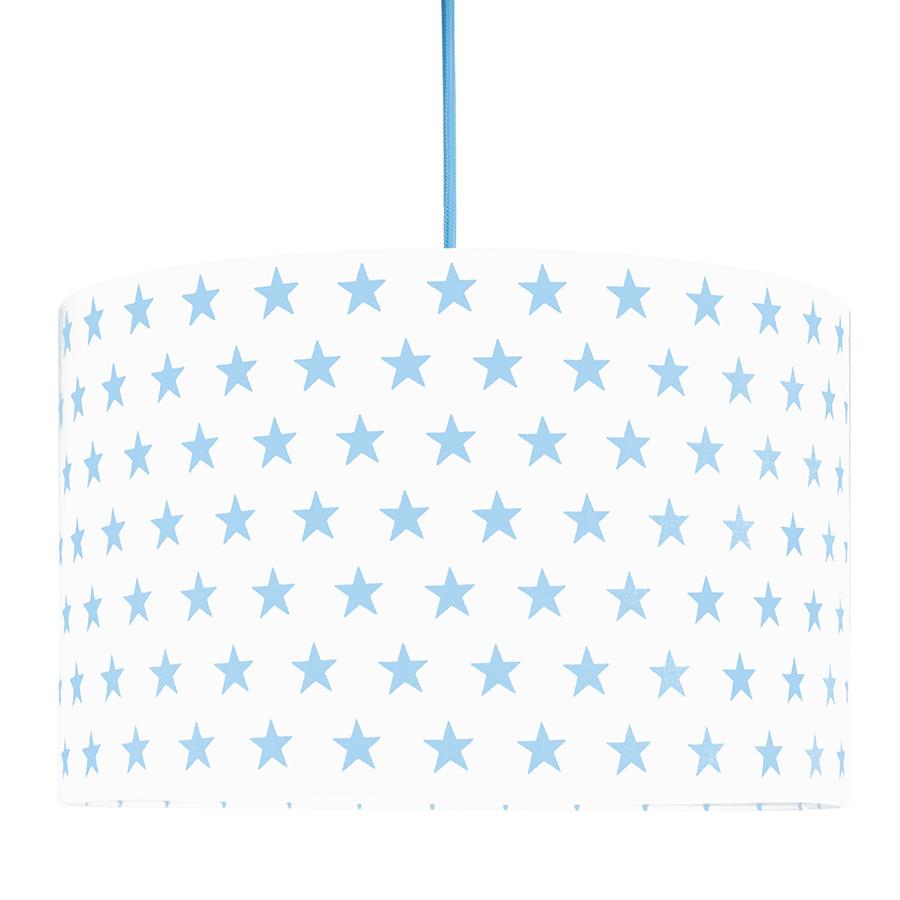 youngDECO lampa sufitowa gwiazdki błękitne 1