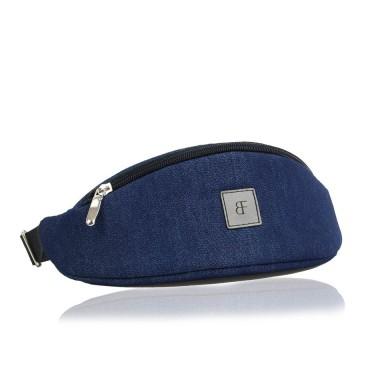 Pikowana nerka-saszetka dla dzieci na drobiazgi. Idealna dla dzieci w wieku szkolnym. Alternatywa dla plecaczka.