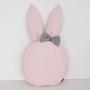 Poduszeczka dla dzieci króliczek w kolorze różowym
