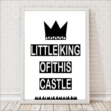 little king of this castle