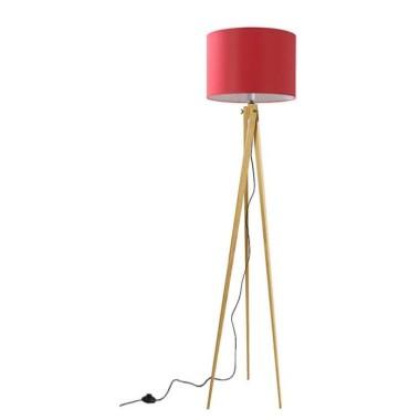 Lampa podłogowa, stojąca na trzech nogach, LW14-01-20