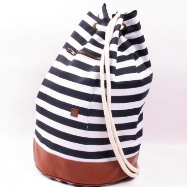 Worek na ramię / Plecak Nuff Duffel - Sailor