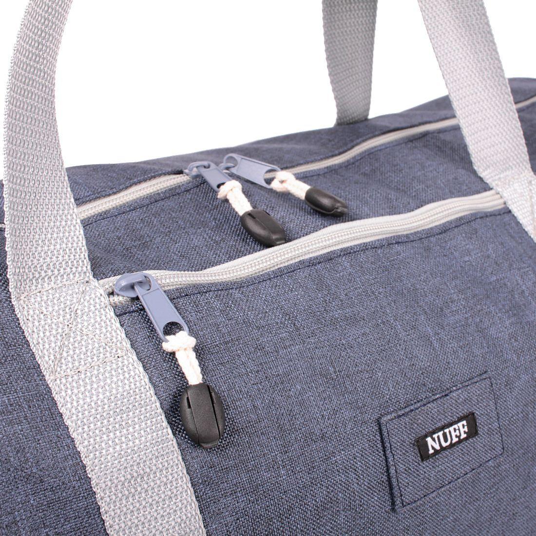 4da17858bec3d Torba Sportowa podróżna Nuff Duffel bag – Niebieski melanż