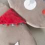 2 My Teddy - mata edukacyjna w kształcie misia