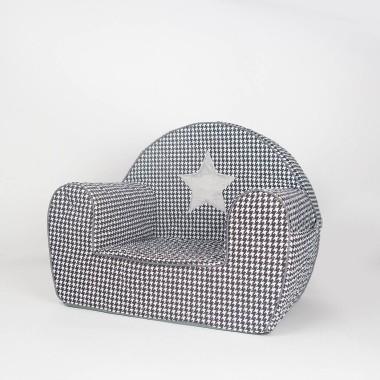 Gwiazda Black/White - fotelik dla dziecka