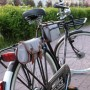 Torba rowerowa na ramę Nuff Classic | Geometric