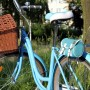 Sakwa rowerowa pod siodełko Nuff classic | Turkus