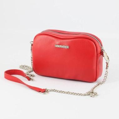 Uniwersalna torebka, wygodna, do noszenia w ręce oraz na ramieniu.