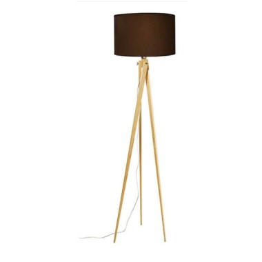 Lampa podłogowa, stojąca na trzech nogach, LW14-01-14