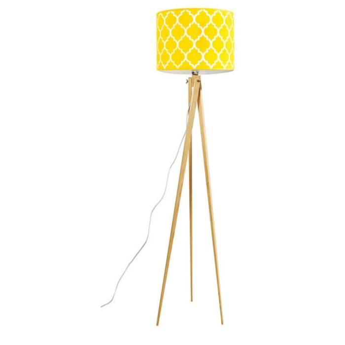 Lampa podłogowa, stojąca na trzech nogach, LW14-01-29