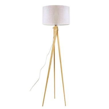 Lampa podłogowa, stojąca na trzech nogach, LW14-01-30