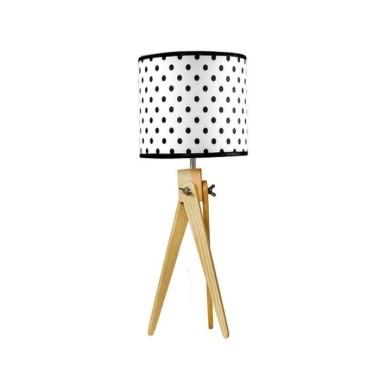 Lampa stołowa nocna sztalugowa trójnóg LW16-01-28