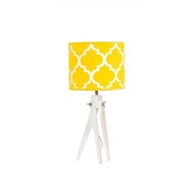 Lampa stołowa nocna sztalugowa trójnóg LW16-03-29