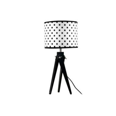 Lampa stołowa nocna sztalugowa trójnóg LW16-05-28