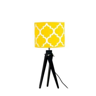 Lampa stołowa nocna sztalugowa trójnóg LW16-05-29