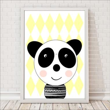 Panda romby