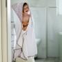 Duży ręcznik kompielowy z kapturkiem