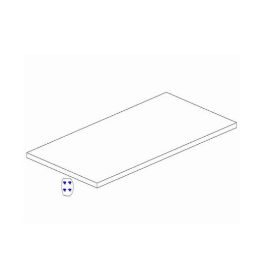 Pinio Mini - dodatkowa półka do szafy 2 drzwiowej