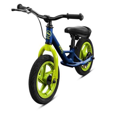 Nowoczesny design, bajeczne kolory i lekka konstrukcja. Rowerek jest piękny i bezpieczny.