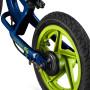 Bezpieczny rowerek. Koła z pompowanymi oponkami i sprawny hamulec bębnowy.