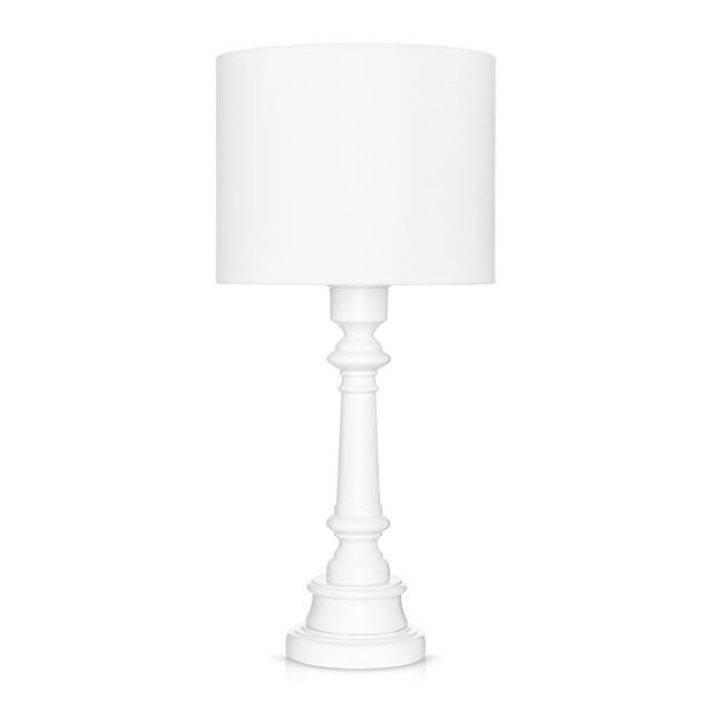 Lampa stojąca Classic White