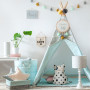 Tipi Lovely Dots Mint & Grey (3)