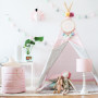 Tipi Lovely Dots Pink & Grey (4)