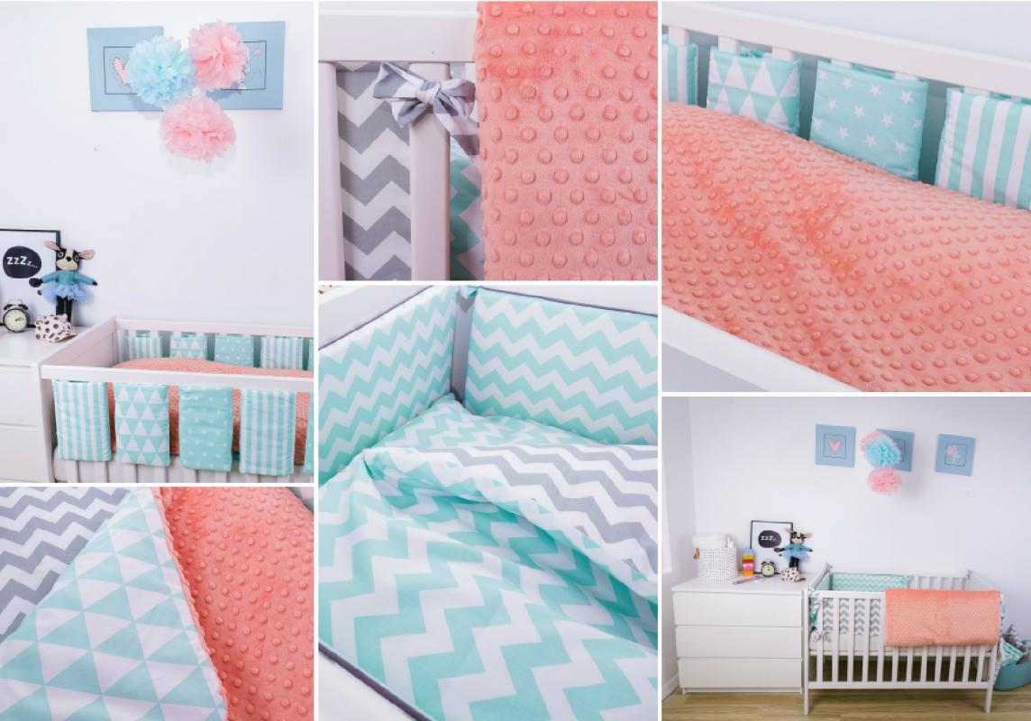 Nowe kolekcje w naszym sklepie – piękne aranżacje łóżeczka