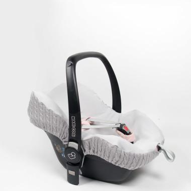 Malmo - pokrowiec na fotelik Maxi Cosi. Wyjątkowy fotelik samochodowy.