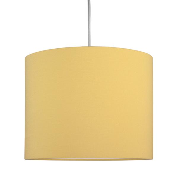 Lampa sufitowa MINI musztardowa