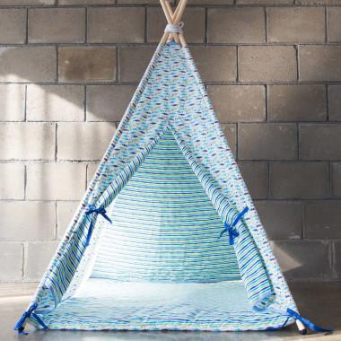 Pstrągi - tipi, namiot dla dzieci