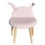 Krzesełko / stołek dla dzieci Bunny
