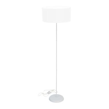Lampa SLIM podłogowa biała