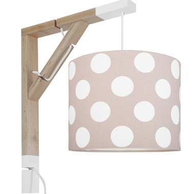 Lampy simple nad biurko
