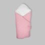 Malmo Pink/Róż - rożek dla niemowląt