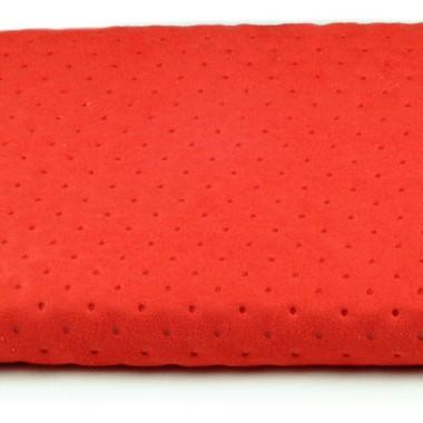 Parapeciak / legowisko CLEO jest idealny dla kotów i psów -miękki materiał czerwony