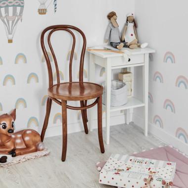 Naklejki na ścianę do pokoju dziecka -tęcze