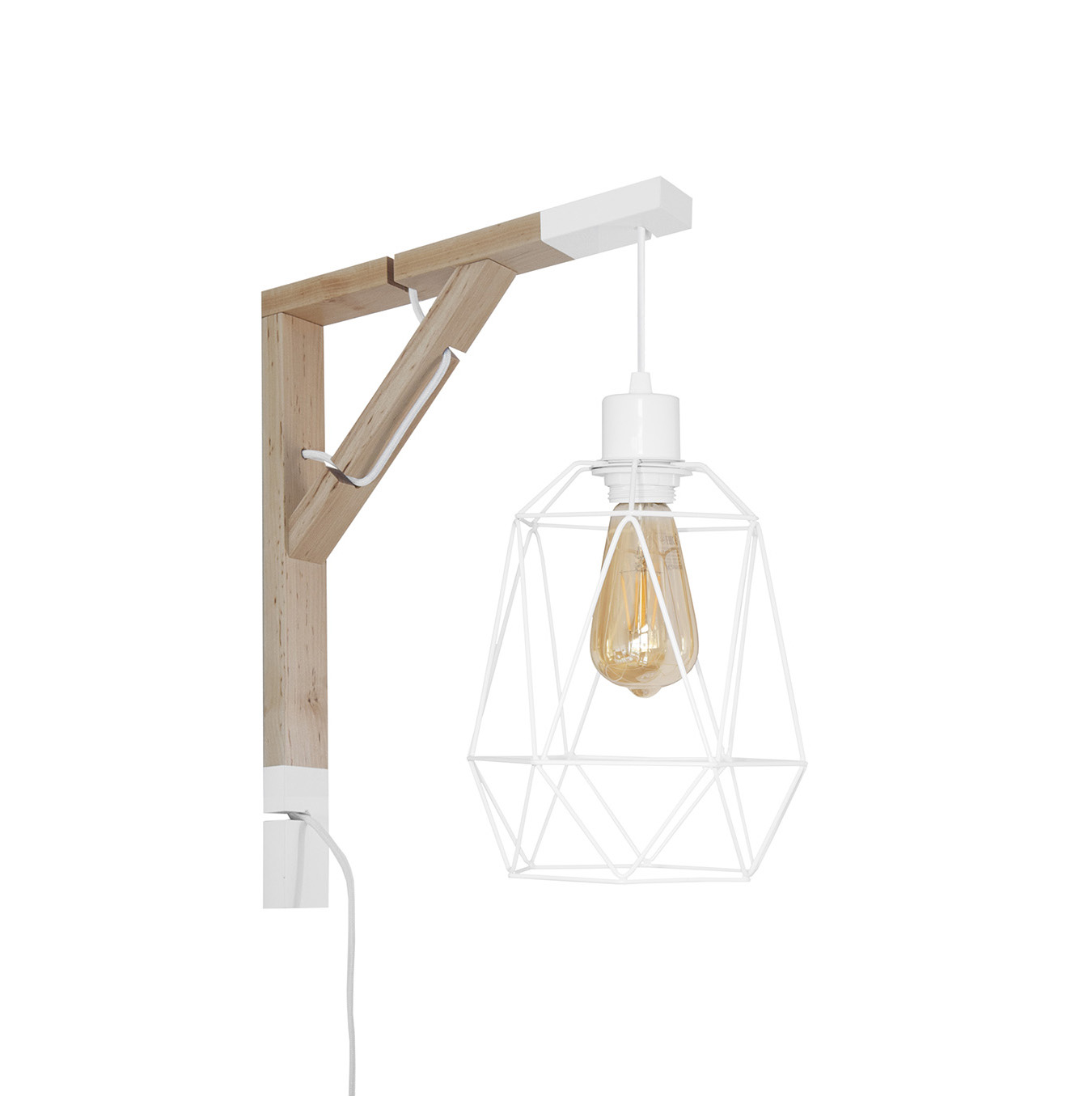 youngDECO lampa METAL SCANDI 2 + SIMPLE