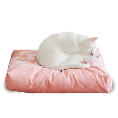 Padi wygodna poduszka dla kota w różowym kolorze